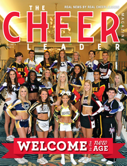 Subscription to The Cheerleader Magazine